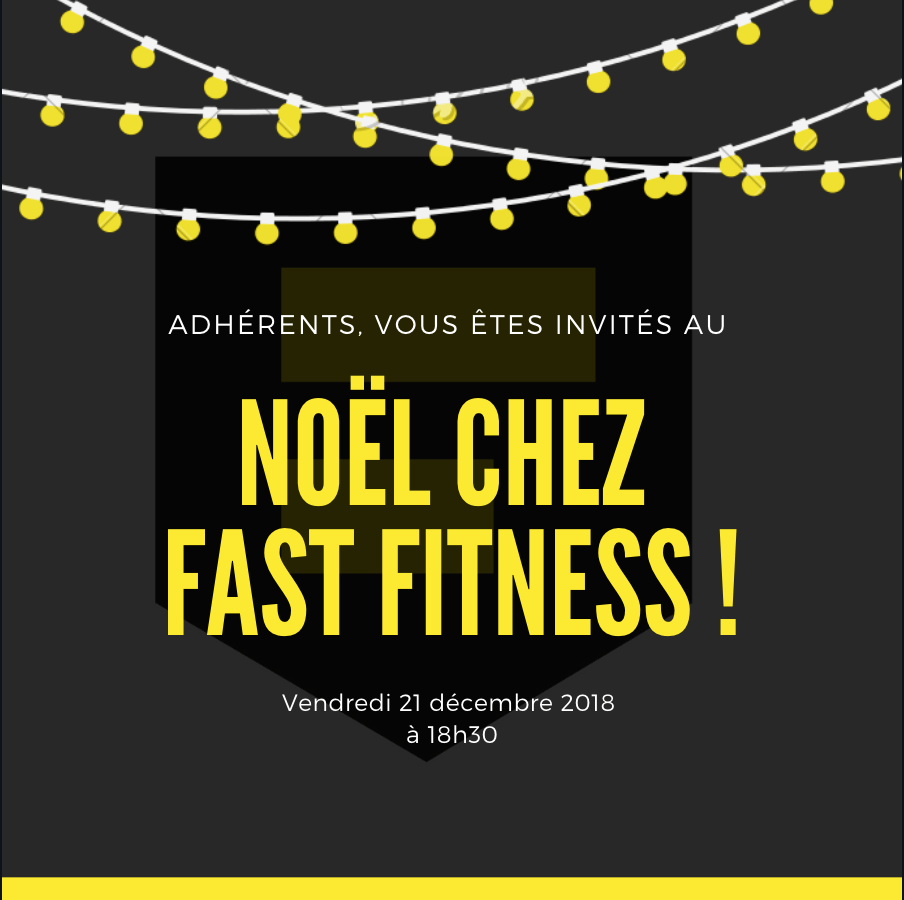 noel à Fast Fitness