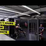 Salle de sport vidéo Fast Fitness