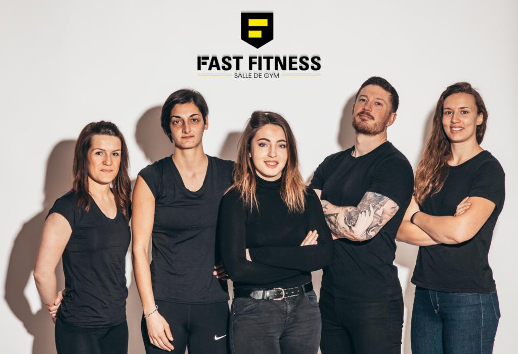 Salle de sport Fast Fitness