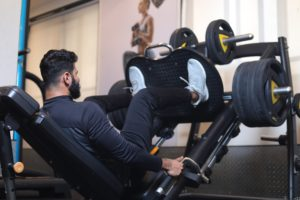 Presse jambes musculation fast fitness